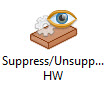 Suppres/Unsupress HW