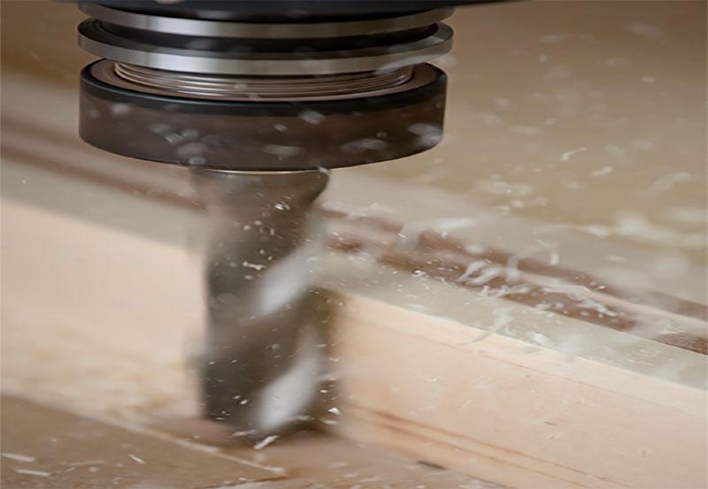 Bearbetning på CNC